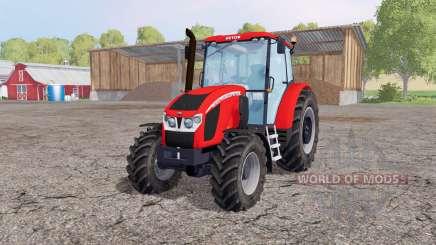 Zetor Forterra 100 HSX front loader für Farming Simulator 2015