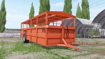 Richard Western CT8 v1.0.2 für Farming Simulator 2017