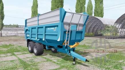 Rolland RollSpeed 7840 pour Farming Simulator 2017
