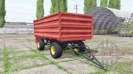 Zmaj 489 für Farming Simulator 2017