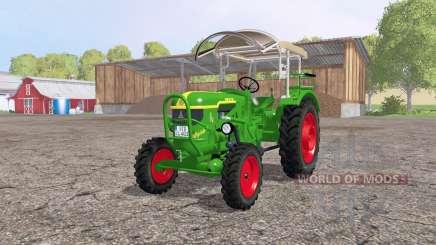 Deutz D40 v2.1 für Farming Simulator 2015