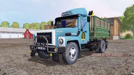 GAS 3307 für Farming Simulator 2015