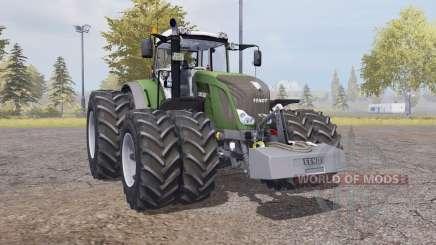 Fendt 828 Vario TMS pour Farming Simulator 2013