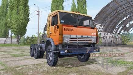 KamAZ 5410 v1.Drei für Farming Simulator 2017