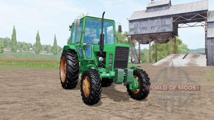 MTZ 82 Biélorussie v2.0 pour Farming Simulator 2017