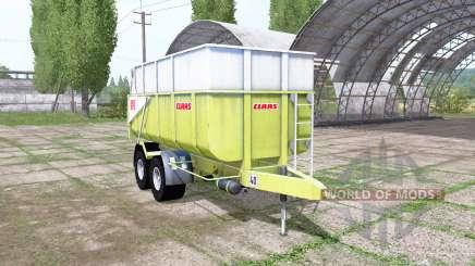 CLAAS Carat 180 TD pour Farming Simulator 2017