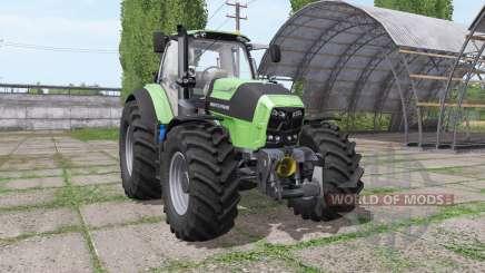 Deutz-Fahr Agrotron 7230 TTV v1.2 pour Farming Simulator 2017