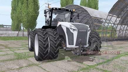 CLAAS Xerion 5000 Trac VC v6.1 für Farming Simulator 2017