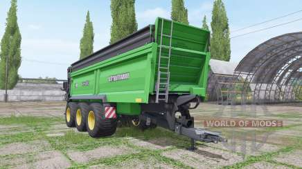 Strautmann PS 3401 more realistic pour Farming Simulator 2017