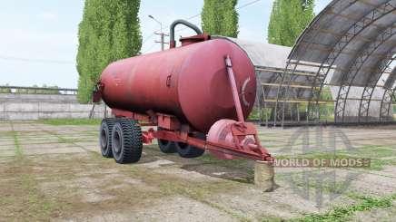 Mzht 10 pour Farming Simulator 2017