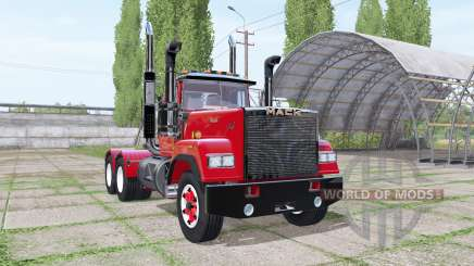 Mack Super-Liner Day Cab für Farming Simulator 2017