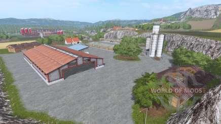 The kyffhäuser pour Farming Simulator 2017