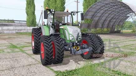 Fendt 714 Vario SCR pour Farming Simulator 2017