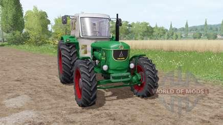 Deutz D80 pour Farming Simulator 2017