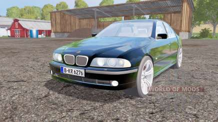 BMW 540i sedan (E39) 1996 pour Farming Simulator 2015