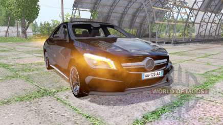 Mercedes-Benz CLA 45 AMG (C117) Black Edition für Farming Simulator 2017