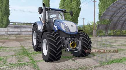New Holland T7.315 BluePower v1.1 für Farming Simulator 2017