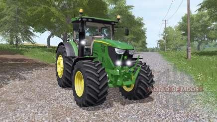 John Deere 6135R v3.3 pour Farming Simulator 2017