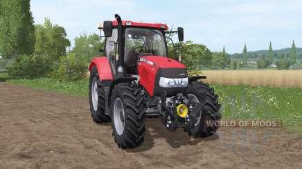 Case IH Maxxum 110 CVX v1.2 für Farming Simulator 2017