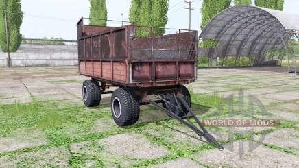 2PTS 6 silos pour Farming Simulator 2017