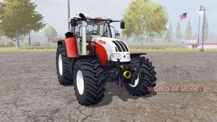 Steyr 6195 CVT v2.1 für Farming Simulator 2013