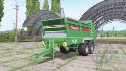 BERGMANN TSW 4190 S pour Farming Simulator 2017
