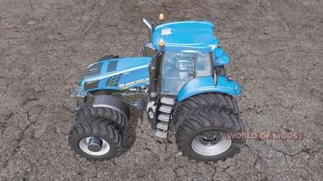 New Holland T8.275 pour Farming Simulator 2015