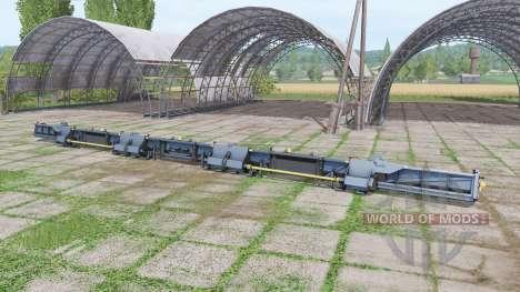 Capello Quasar HS 32 v3.2 pour Farming Simulator 2017