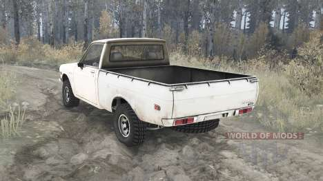 Datsun Pickup (521) 1969 pour Spintires MudRunner