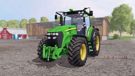 John Deere 7730 v1.2 pour Farming Simulator 2015