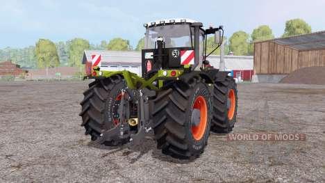 CLAAS Xerion 3300 Trac VC pour Farming Simulator 2015