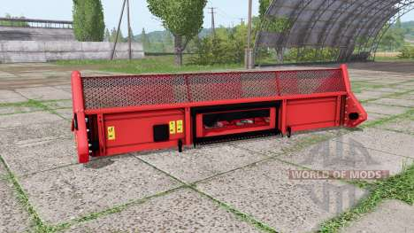 OROS Sun 870 pour Farming Simulator 2017