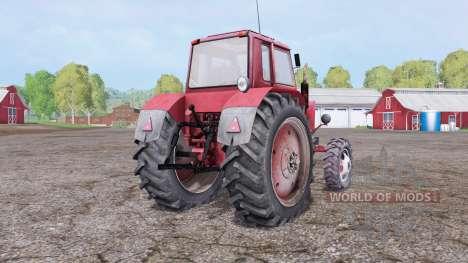 MTZ 82 Biélorusse pour Farming Simulator 2015