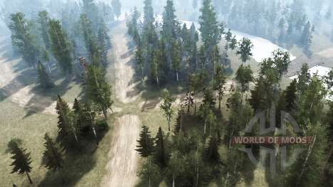 Rally pour Spintires MudRunner