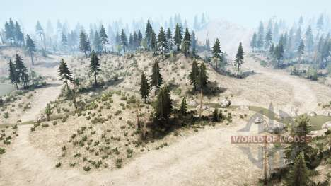 Rock crawlin trail pour Spintires MudRunner