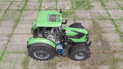 Deutz-Fahr Agrotron 6165 TTV pour Farming Simulator 2017