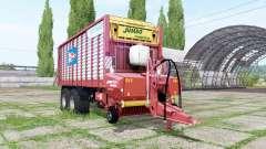 POTTINGER JUMBO 7210 Hansano pour Farming Simulator 2017