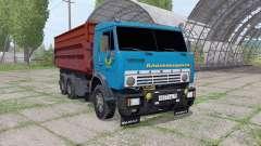 KamAZ 55102 für Farming Simulator 2017