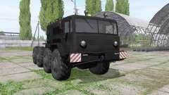 MAZ 537 1965 pour Farming Simulator 2017