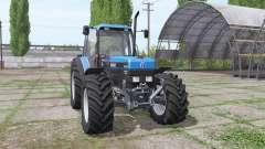 New Holland 8340 pour Farming Simulator 2017