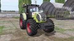 CLAAS Axion 830 für Farming Simulator 2017