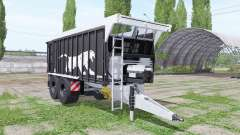 Fliegl ASW 271 Black Panther pour Farming Simulator 2017