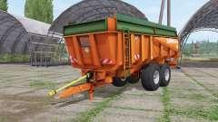 Dangreville BB 18 für Farming Simulator 2017