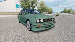 BMW M3 Sport Evolution (E30) 1989