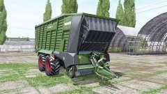 Fendt Tigo XR 75 für Farming Simulator 2017