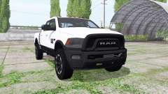 Dodge Ram 2500 Power Wagon Crew Cab für Farming Simulator 2017