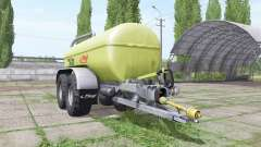 Fliegl Poly Line 18.500 pour Farming Simulator 2017