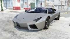 Lamborghini Reventon 2008 pour BeamNG Drive