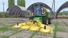 John Deere 7400 v1.2 pour Farming Simulator 2017