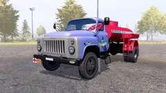 52 Brennbares GAS für Farming Simulator 2013